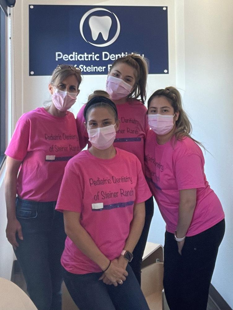 Girls of Pediatric Dentistry Steiner Ranch